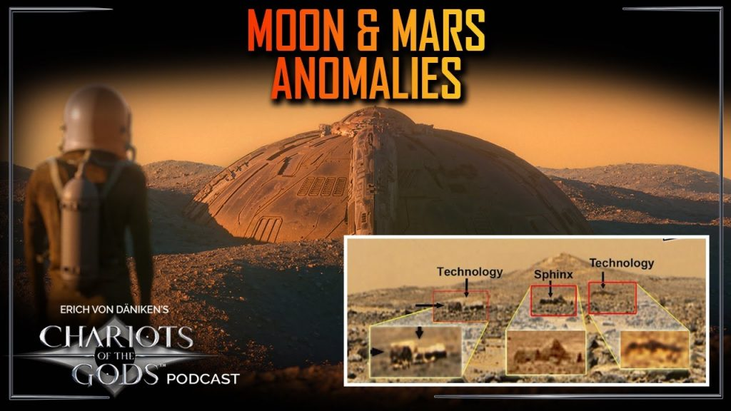 Billy Carson - There Are Over 60,000 Anomalies on  Moon, Mars & Titan