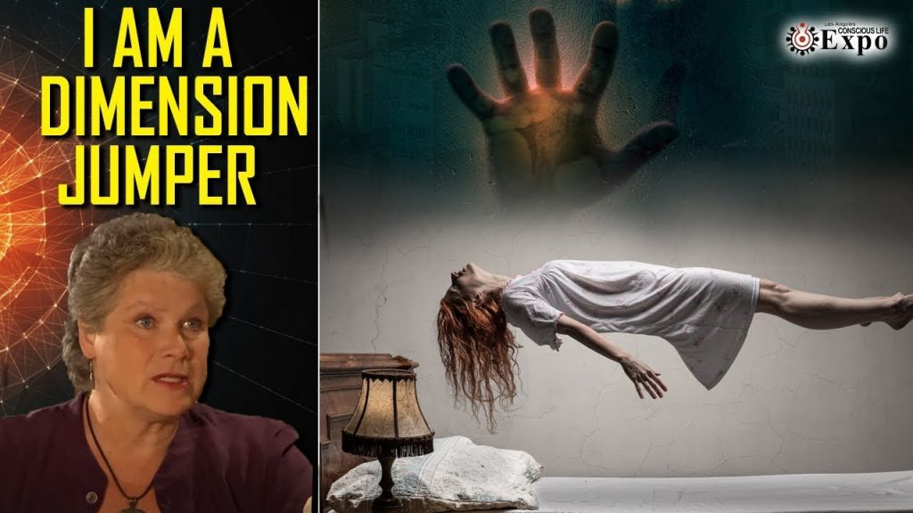 Andrea Perron's Supernatural Experience… 'The Conjuring'