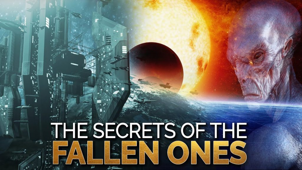 Ancient Travelers from a Distant Planet?... The Secrets of the Fallen Ones!