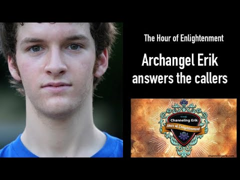 NEW MOON, NEW SELF AT GRADUATION TIMES! ARCHANGEL ERIK ANSWERS THE CALLERS.