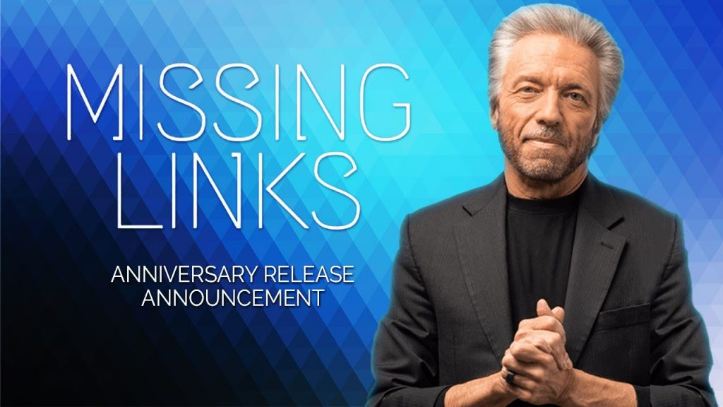 Announcing Gregg Braden's 'Missing Links' Gaia Series Anniversary Re-Release!!!