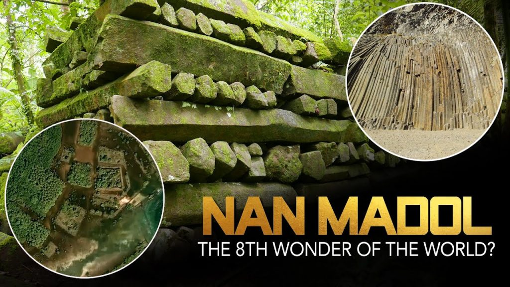 The Ancient Water City of Nan Madol... Pohnpei's Biggest Secret!