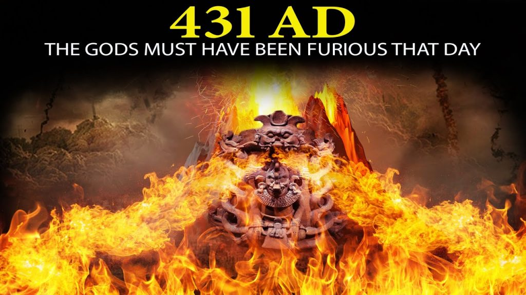 431 Anno Domini: A Rare Paradigm-Changing Event Like No Other