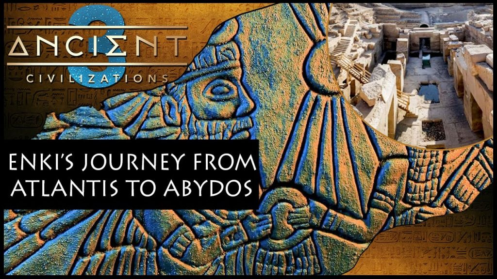 Abydos Temple Complex & The Lost City Of The Afterlife