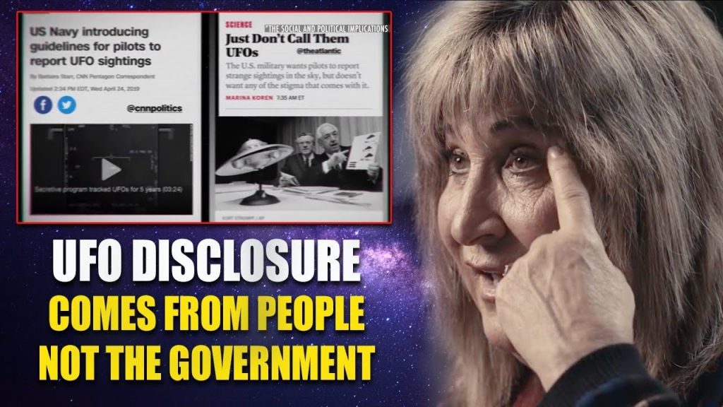 Analysis of Dr. Steven Greer's Documentary 'The Cosmic Hoax An Exposé'… with Paola Harris