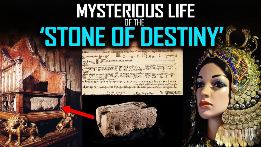 What is the Real Truth behind the 'Stone of  Destiny'?